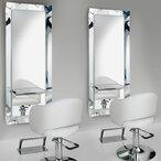 Artecno Sky LED peegliga töökoht