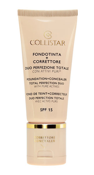 7d06aa20281 Collistar Foundation+Concealer Total Perfection Duo - Tradehouse -  Ilukaubamaja