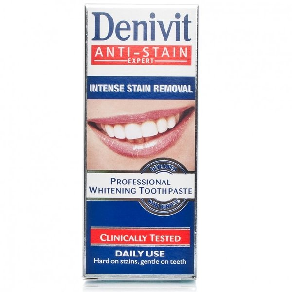 78c3e33fdcb Denivit Anti-Stain Intense Toothpaste - Tradehouse - Ilukaubamaja