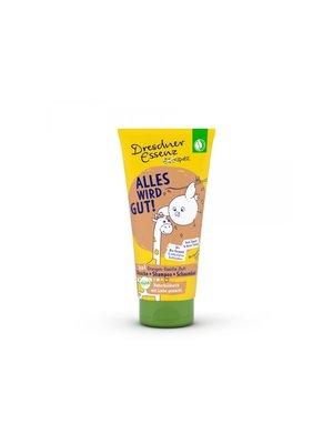 3081f2b951b Dresden Essenz Kids Shower Gel-Shampoo Orange-Vanilla - Tradehouse ...
