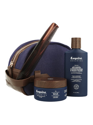 6c6c820e8f4e Esquire Grooming Shower Basics Kit