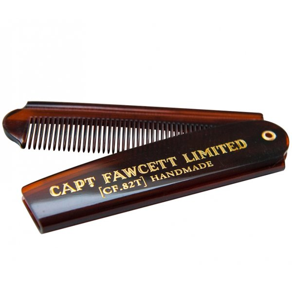 Captain Fawcett Beard Comb